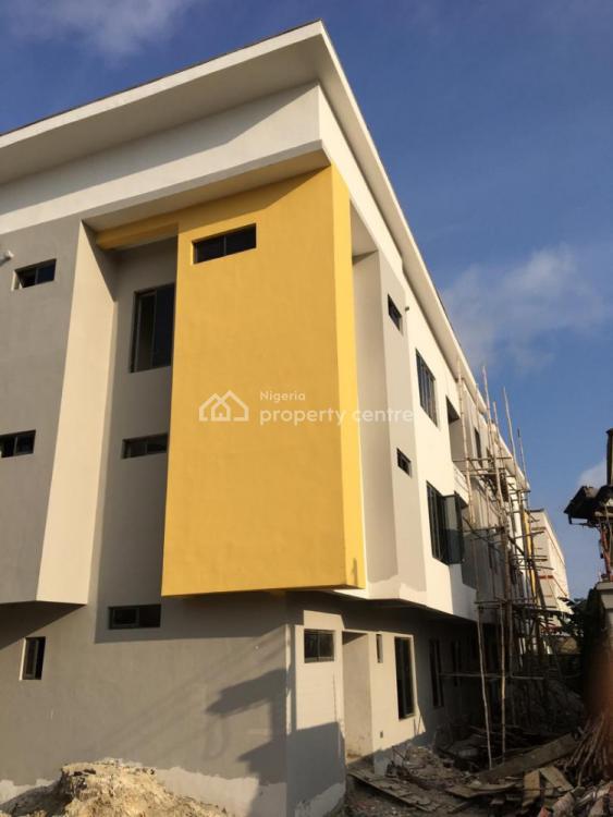 3 Bedroom Flats with a Room Bq, Lekki Phase 1, Lekki, Lagos, Flat for Sale