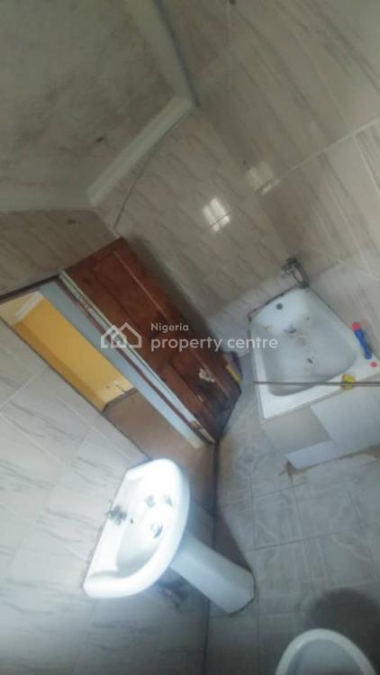 3 Bedroom Up Flat, Harmony Estate, Ifako, Gbagada, Lagos, Flat for Rent