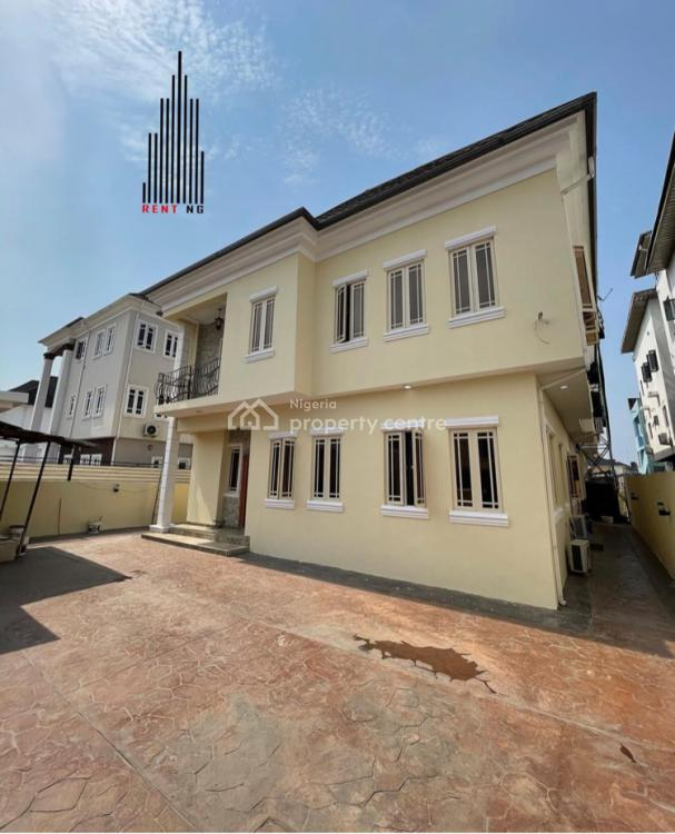 Standard Room Bq, Idado, Lekki, Lagos, Self Contained (single Rooms) for Rent