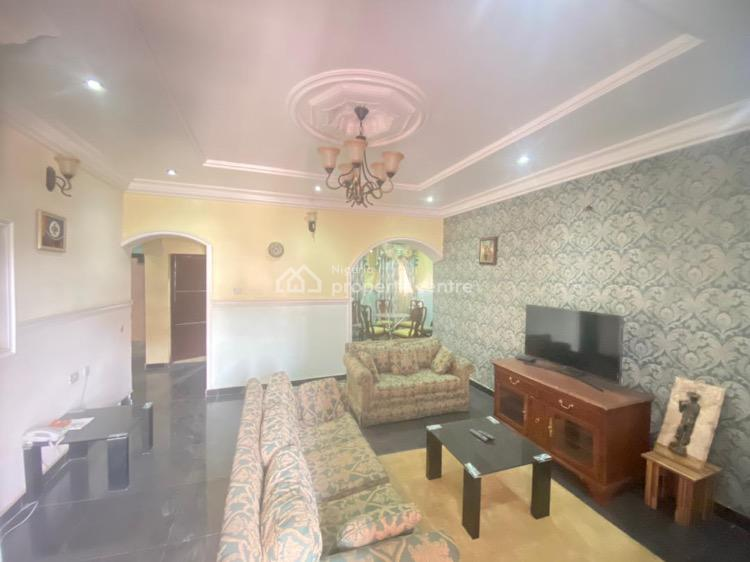 Excellent Fully Serviced 3 Bedroom Apartment, By Family Worship Center, Wuye, Abuja, Flat for Rent