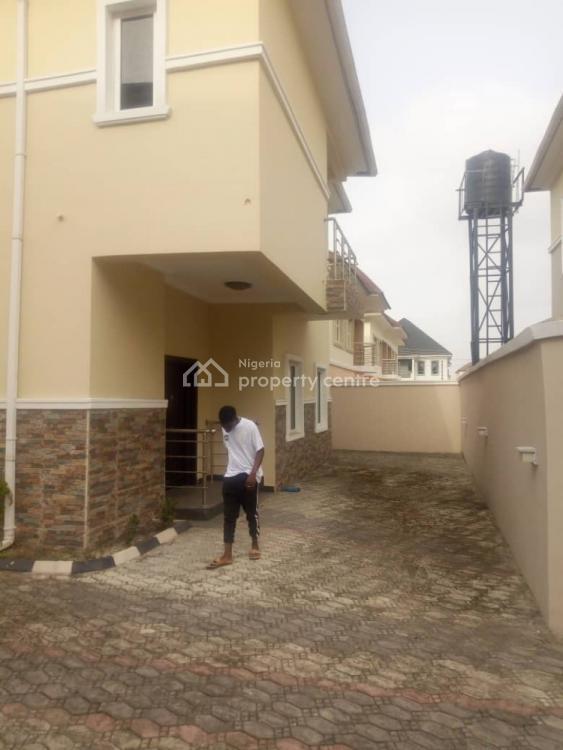 New, Spacious 5 & 4 Bedroom Fully Detached Duplex Plus a Room Bq Each, Chevy Veiw Estate, Lekki, Lagos, Detached Duplex for Sale