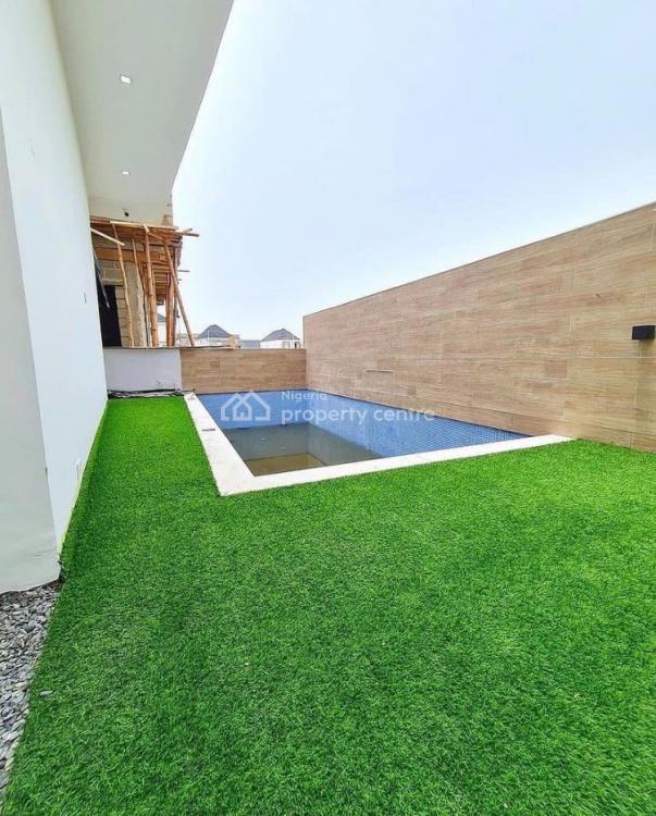 Luxury 5 Bedroom Detached Duplex with Pool and Bq, Ikota, Lekki, Lagos, Detached Duplex for Sale