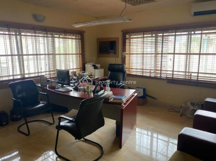 4 Bedrooms Office Space (upstairs), Victoria Island (vi), Lagos, Flat for Rent