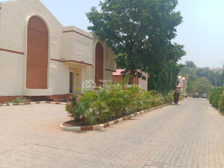 C of O Land 7000sqm + 4 Duplexes and 5 Bqs. Well Structured., Close to Saudi Arabia Embassy, Maitama District, Abuja, Land for Sale