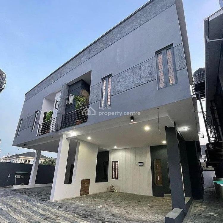 Tastefully Finished Property, Lafiaji, Lekki Expressway, Lekki, Lagos, Terraced Duplex for Sale