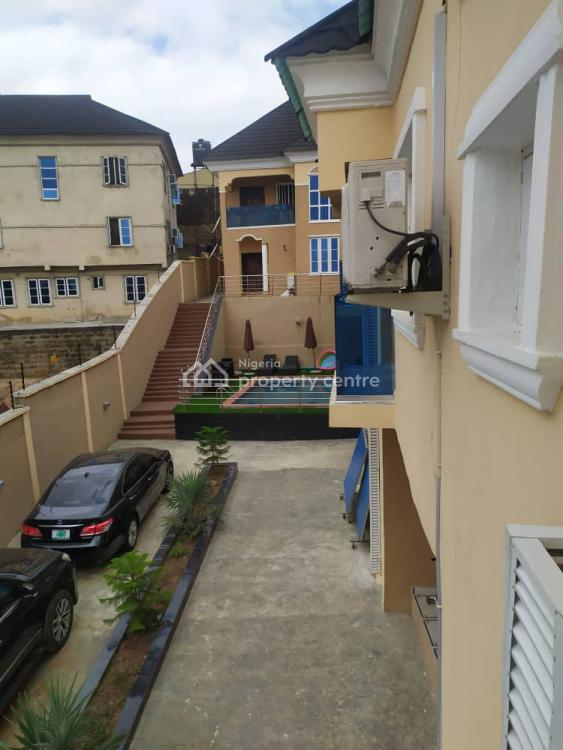 3 Units of 3 Bedroom Terrace Duplexes with a Swimming Pool, Maryland, Lagos, Terraced Duplex Short Let