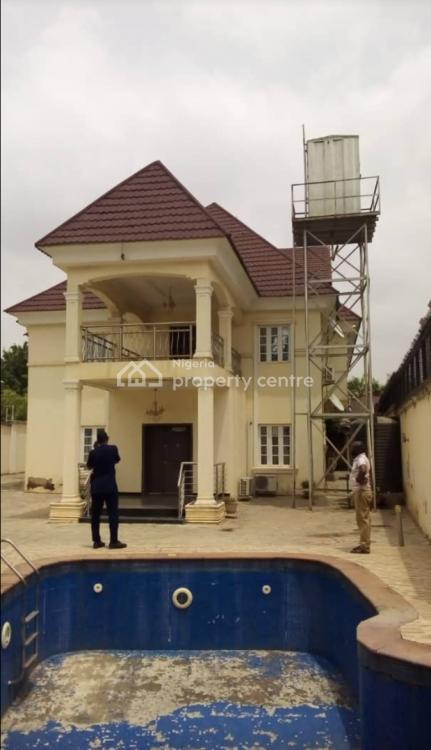 9 Bedrooms Twin Duplex, Maitama District, Abuja, Detached Duplex for Sale