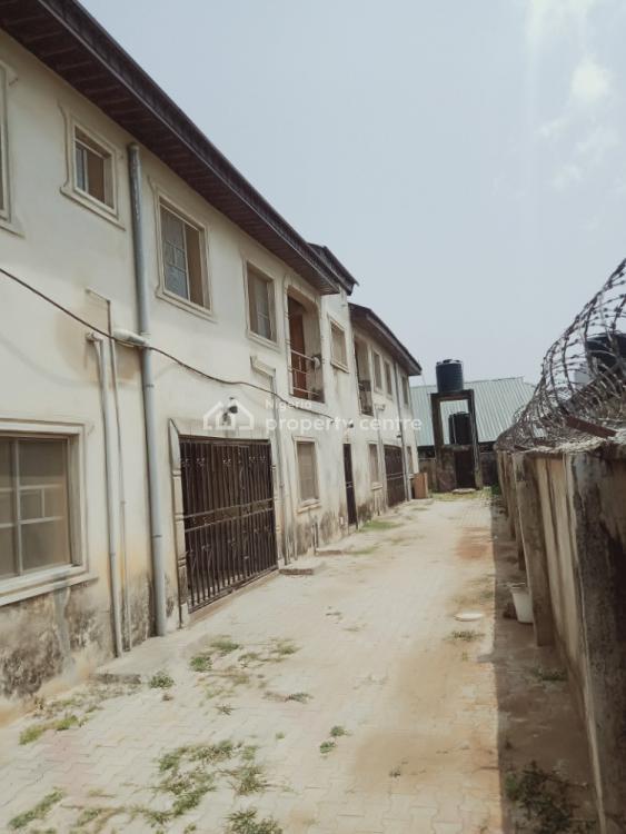 4 Units of Massive 3 Bedrooms Flat, Ajebo Estate, Igbogbo, Ikorodu, Lagos, Block of Flats for Sale