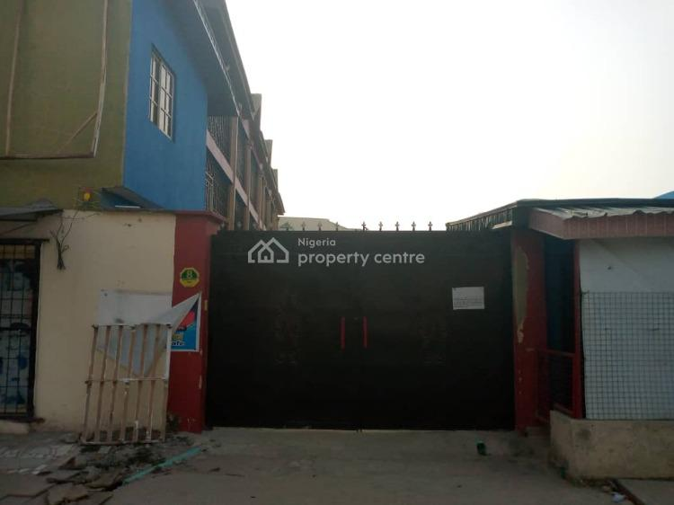 3 Floors 18 Classrooms and 10 Shops, Can Be Use for School, Hotel, Plaza, Olokonla, Ajah, Lagos, School for Sale