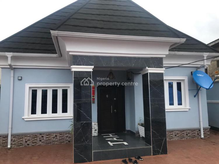 Brand Newly Built Standard Luxury 3 Bedroom on a Half Plot, Hotel Bus-stop, After Diamond Estate, Isheri, Lagos, Terraced Bungalow for Sale