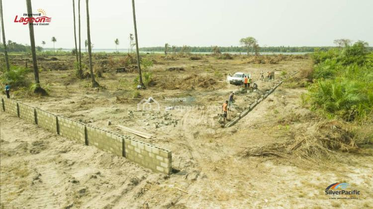 Beautiful Lagoon View Estate with Govt Excision Title, Lepia Community Before La Campagne Tropicana Beach Resort, Ibeju Lekki, Lagos, Residential Land for Sale