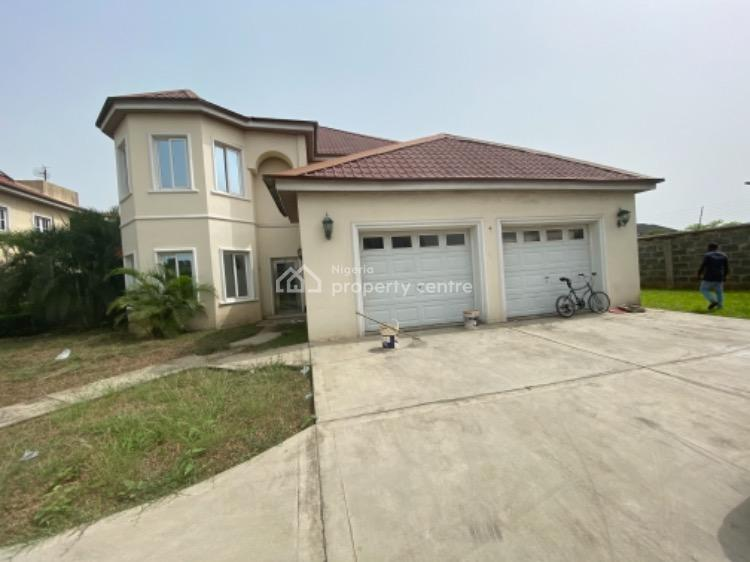 Luxury Home 4 Bedroom Detached House with a Room and Parlour Bq, Nicon Town, Lekki, Lagos, Detached Duplex for Sale