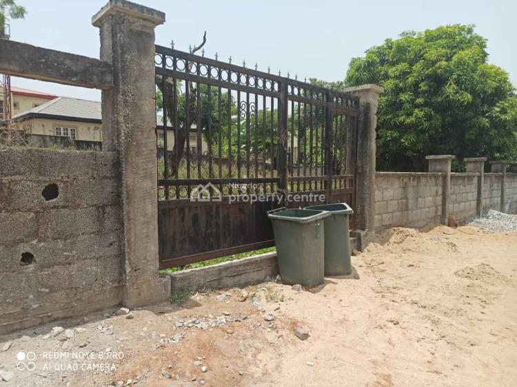 1200sqm Land Fenced with Gate, Off 1st Avenue, Gwarinpa, Abuja, Residential Land for Sale