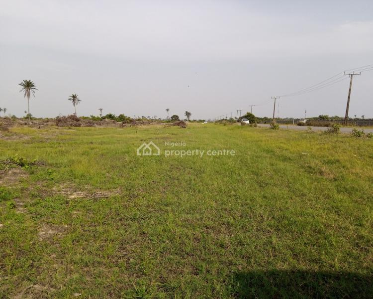 a Land in a Strategic Location  Suitable for Commercial Activities, La Campaign Directly Facing Lekki Free Trade Zone,  Expressway,, Ogogoro, Ibeju Lekki, Lagos, Mixed-use Land for Sale
