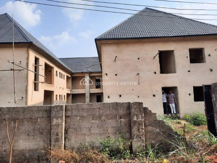 Uncompleted 30 Rooms Self Contained Hostel, Owerri Municipal, Imo, Hostel for Sale