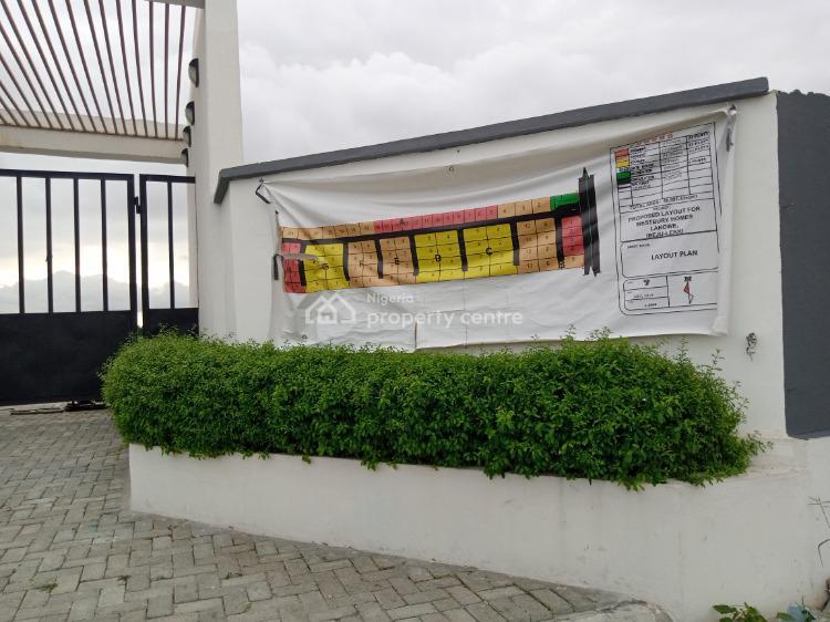 Luxury Buy and Build Estate, Inside Beachwood Estate,, Bogije, Ibeju Lekki, Lagos, Residential Land for Sale