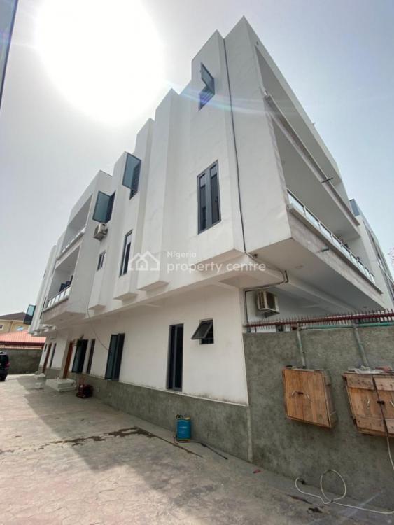 4 Bedroom Terrace, Lekki Expressway, Lekki, Lagos, Terraced Duplex for Sale