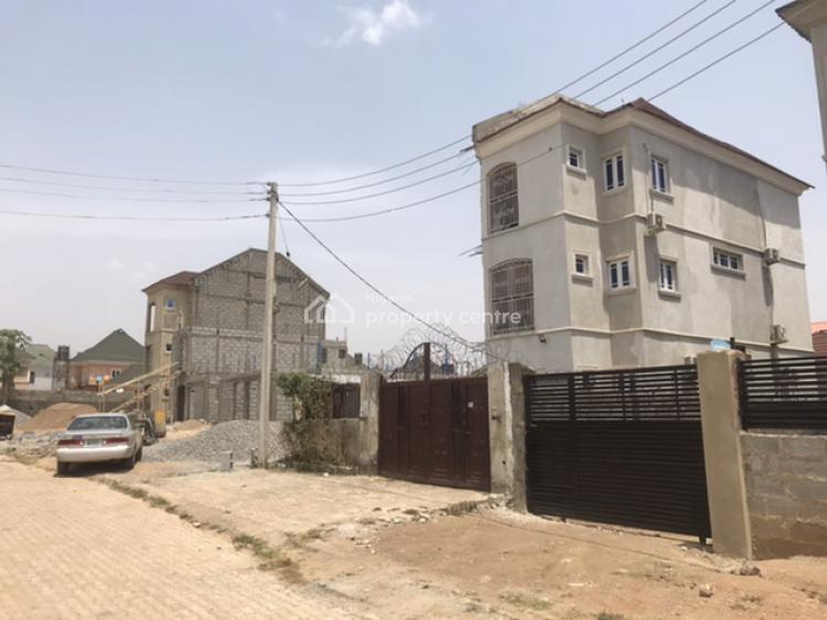 Terraced 4 Bedrooms Triplex with a Bq, Manreng Estate, Life Camp, Abuja, House for Sale