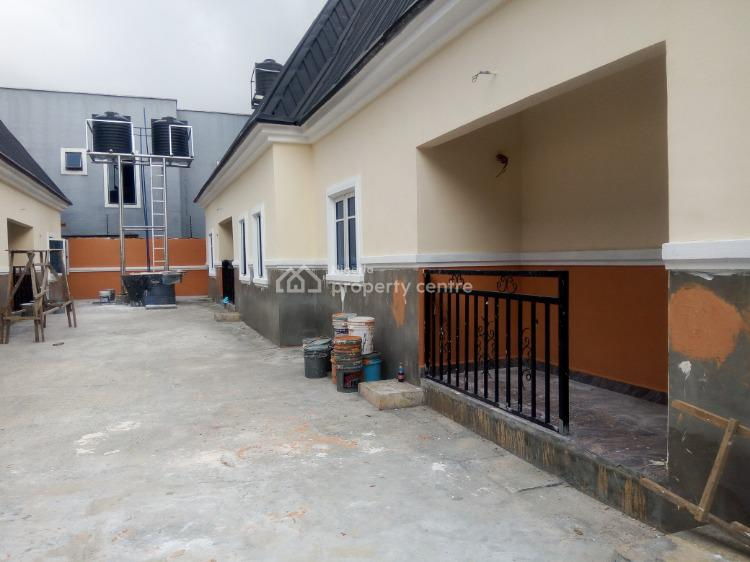 Luxury Newly Built 1 Bedroom Flat with Modern Facilities, Newly Built 1 Bedroom Flat with Federal Light at Shell Cooperative, Port Harcourt, Rivers, Flat for Rent