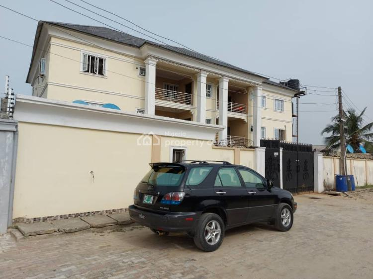 3 Bedroom Flat Very Spacious with Prepaid Meter Close to Road, Royal Palmwill Estate, Badore, Ajah, Lagos, Flat for Rent