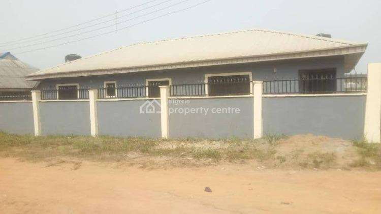 Newly Built 3 Bedroom Detached Bungalow in a Built Up Area, Asese, Ibafo, Ogun, Detached Bungalow for Rent