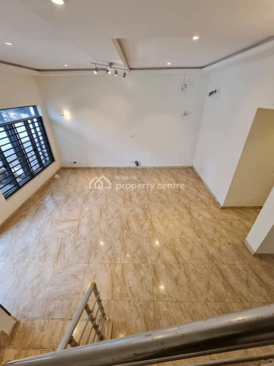 Exquisitely Finished Serviced 4 Bedroom Terrace with a Room Bq, Ikate, Lekki, Lagos, Terraced Duplex for Sale