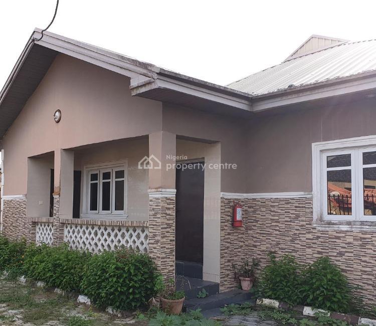 4 Bedroom Semi-detached Bungalow, George Ovala Street, Off Cele Imedu, Awoyaya, Ibeju Lekki, Lagos, Semi-detached Bungalow for Sale
