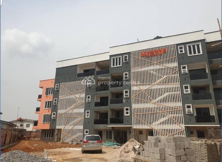 3 Bedroom Flat, Dideolu Estate, Ogba, Ikeja, Lagos, Flat for Rent