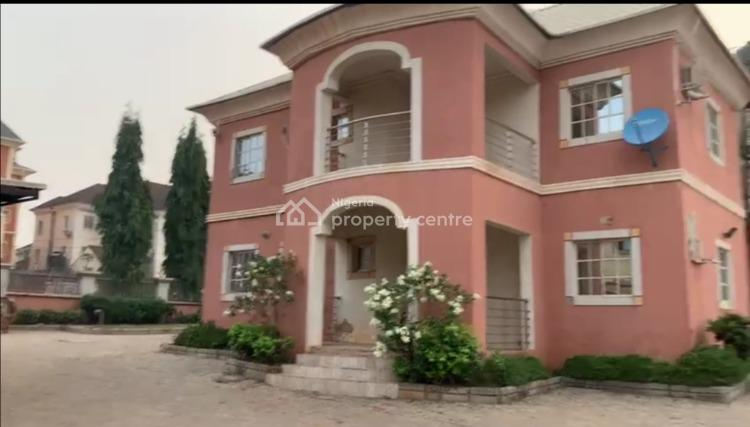 Spacious 5 Bedrooms Fully Detached Duplex with Bq, Gidado Street, Wuye, Abuja, Detached Duplex for Sale