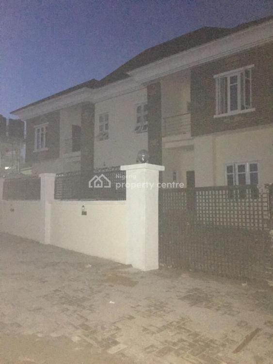 Newly Built 4 Bedrooms Duplex, Jericho Area, Ibadan, Oyo, Detached Duplex for Sale