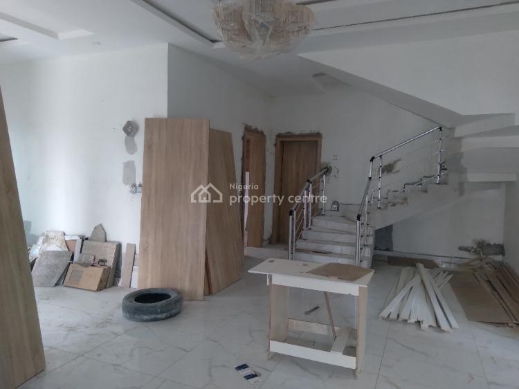 Brand New 5 Bedroom Fully Detached House with Bq, Osapa, Lekki, Lagos, Detached Duplex for Sale