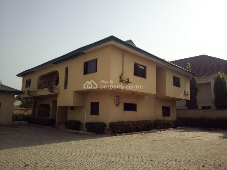 4 Units of 5 Bedroom Fully Detached Duplex, Asokoro District, Abuja, Detached Duplex for Rent