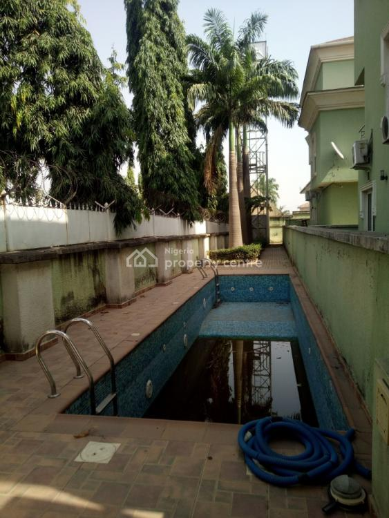 Mini Estate of 6 Units of 5 Bedroom Fully Detached Duplex, Asokoro District, Abuja, Detached Duplex for Sale