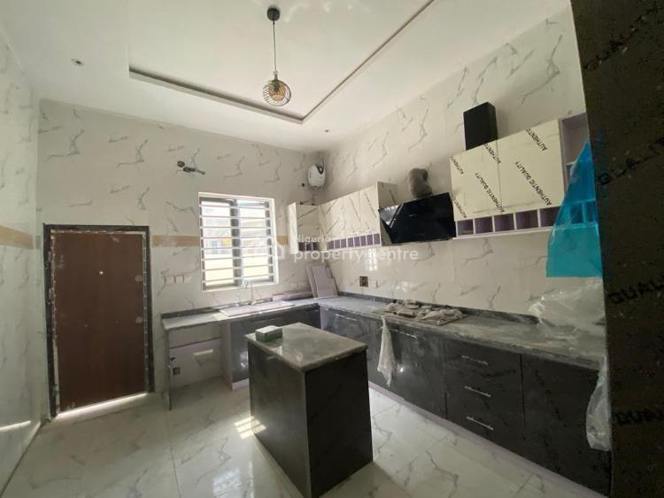 4 Bedroom Detached House with a Boys Quarter, Orchid Road, Lekki, Lagos, Detached Duplex for Rent