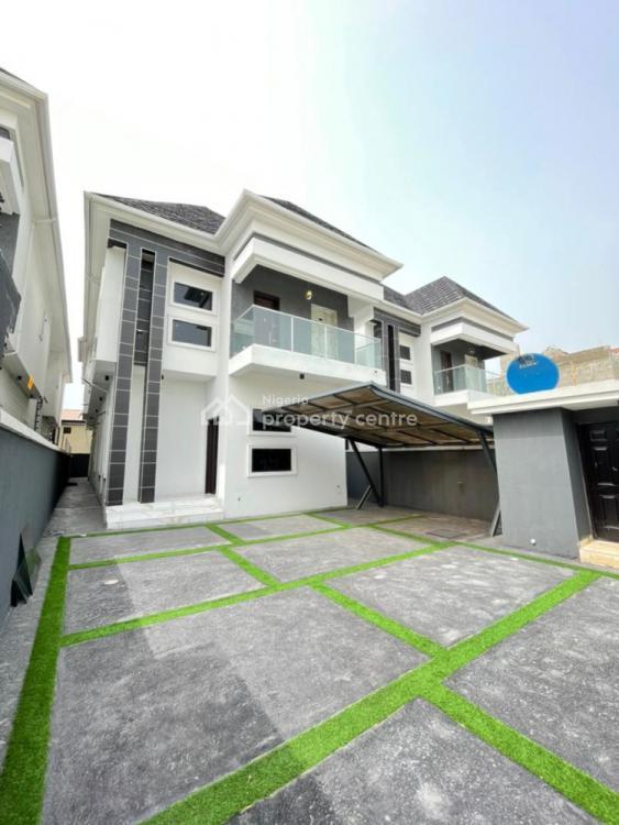 Spacious Astonishingly Beautiful 5 Bedrooms Fully Detached Duplex, Lekki Phase 1, Eti Osa Lga, Lekki, Lagos, Detached Duplex for Sale