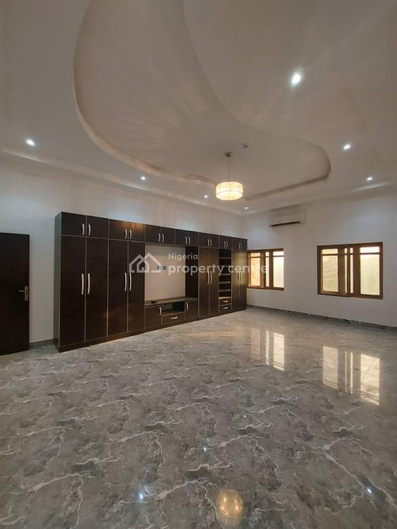 Topnotch 4 Bedrooms Semi Detached House with Bq, Diplomatic Zone, Katampe Extension, Katampe, Abuja, Semi-detached Duplex for Rent