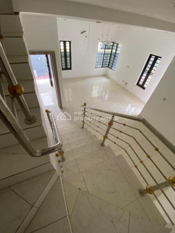 4 Bedrooms Semi Detached Duplex with Bq, 2nd Tollgate, Lekki Phase 2, Lekki, Lagos, Semi-detached Duplex for Sale