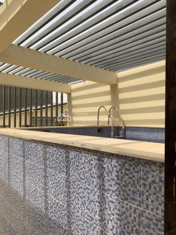 Luxury 5 Bedroom Duplex with Bq, Guzape District, Abuja, Detached Duplex for Sale