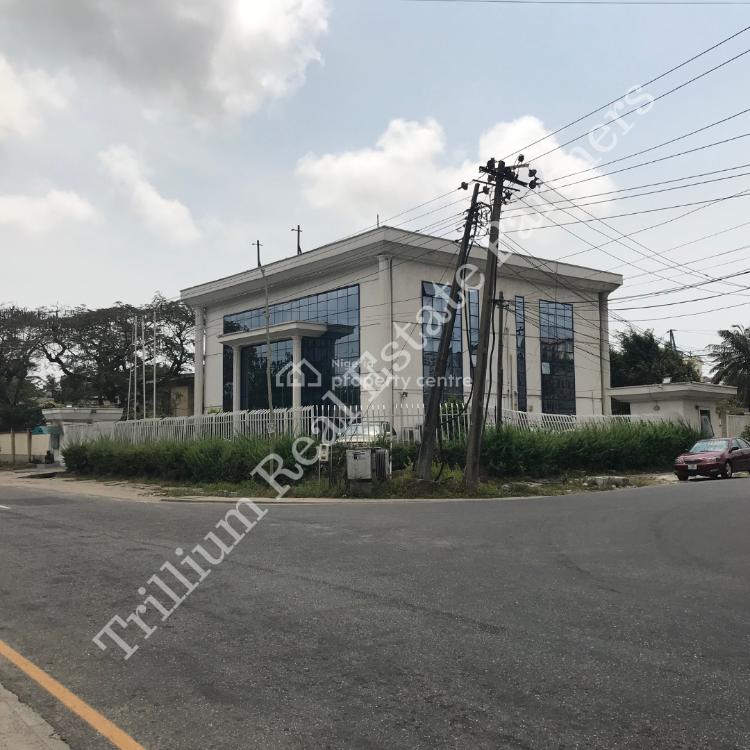 Purpose-built Office Block on 2 Floors, Kofo Abayomi Street, Victoria Island (vi), Lagos, Office Space for Sale