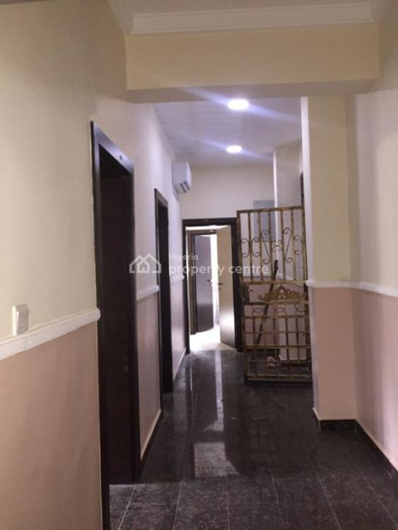 Immaculate & Luxury: 5 Bedrooms Fully Detached House Guest Chalet & Bq, Off Ibb Boulevard Way, Maitama District, Abuja, Office Space for Rent