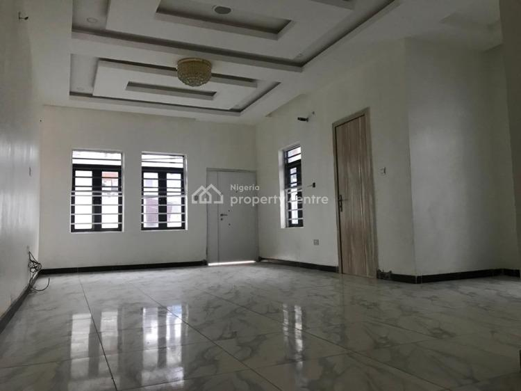 4 Bedroom Semi Detached Duplex with a Room Boys Quarter, Orchid Road, Lekki, Lagos, Semi-detached Duplex for Rent