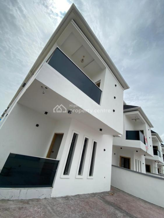 Luxury Finished 5 Bedrooms Fully Detached Duplex with Bq, Ikate Elegushi, Lekki, Lagos, Detached Duplex for Sale