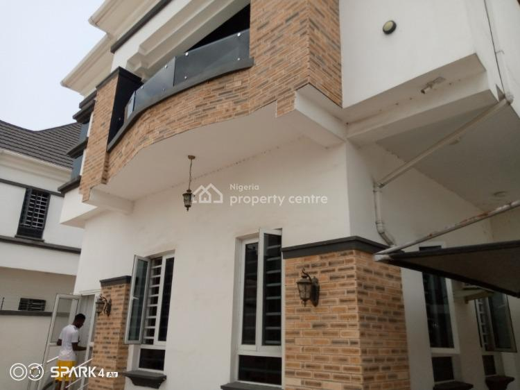 a Neatly Built 4 Bedroom Fully Furnished Duplex with a Bq, Osapa, Lekki, Lagos, House for Rent