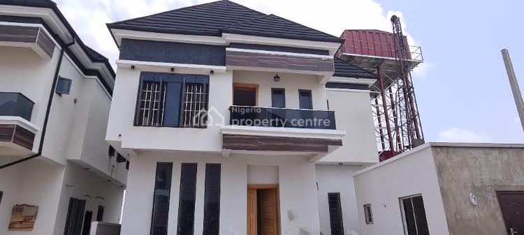 Luxury 4 Bedroom Detached Duplex, Chevron Alternative Route, Lekki, Lagos, Detached Duplex for Sale