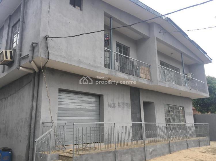 2 No of 3 Bedroom. 1 No of 4 Bedroom and 1 No of 5 Bedroom, 5 Idoani Street Off 31 Road Egbeda Lagos, Egbeda, Alimosho, Lagos, Terraced Duplex for Sale