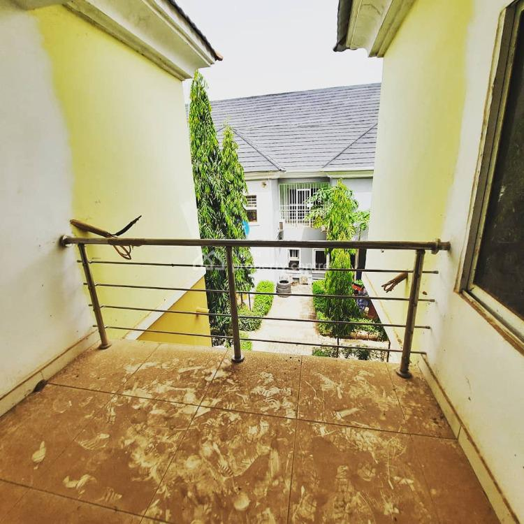 Well Finished and Spacious 3 Bedroom Terrace, After Efab Queens, Gwarinpa, Abuja, Terraced Duplex for Sale