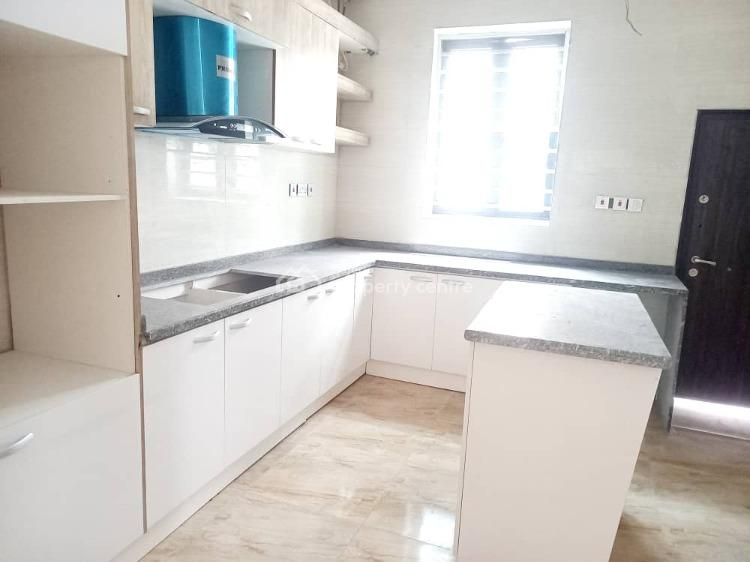 Brand New 4 Bedroom Detached with a Room Bq, Chevy View Estate, Lekki, Lagos, Detached Duplex for Sale