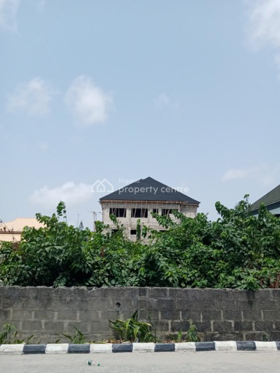 600sqms Plot of Land, Gra, Abijo, Lekki, Lagos, Residential Land for Sale