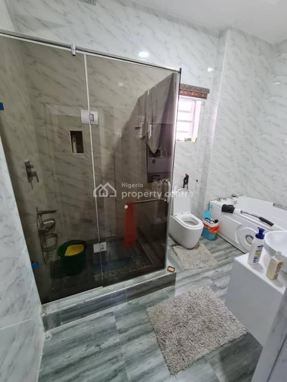 Furnished Four Bedroom Semi Detached Duplex with Bq, Lafiaji, Lekki, Lagos, Semi-detached Duplex for Sale