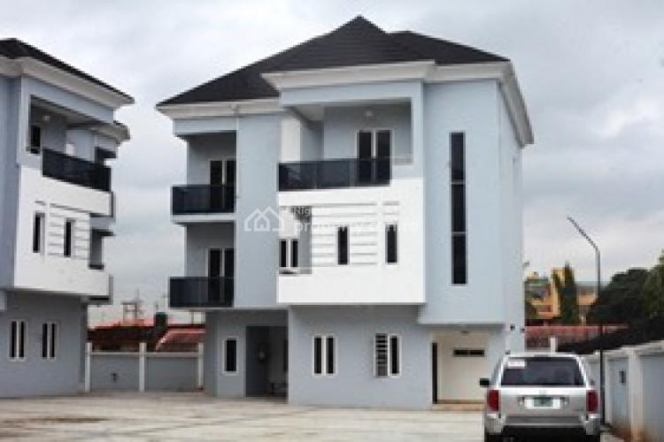 Well Built to Taste 4 Bedrooms Spacious Detached Duplex with a Room Bq, Ikeja, Lagos, Detached Duplex for Sale